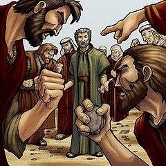 Resultado de imagen para sufrimientos del apostol pablo