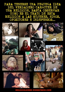 crueldad islamica