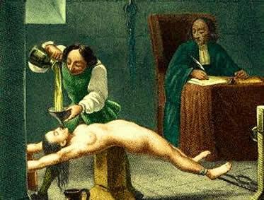 inquisicion Tortura de la Iglesia Católica