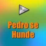 Pedro se hunde