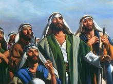 1ra Carta Apocalipsis - La Era Apostólica de la Iglesia 12 apóstoles