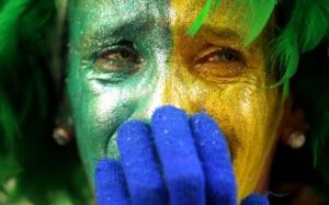Brasil guerra civil y colapso