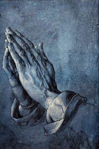 Albrecht Durer - Manos que oran -