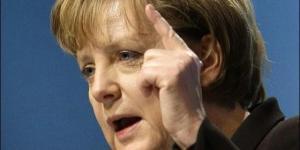 Líderes europeus, como Angela Merkel, claman por un avivamento espiritual.